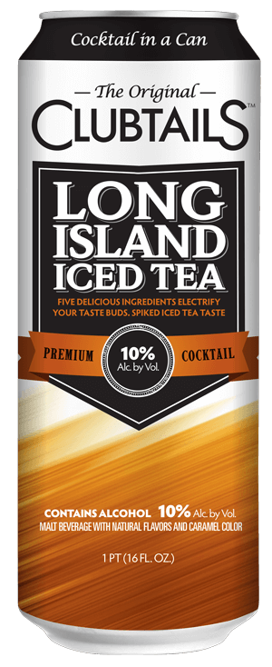 Clubtails: Long Island Iced Tea