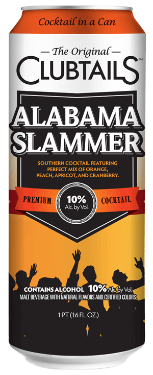 Clubtails: Alabama Slammer