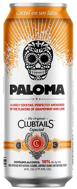 Clubtails - Paloma