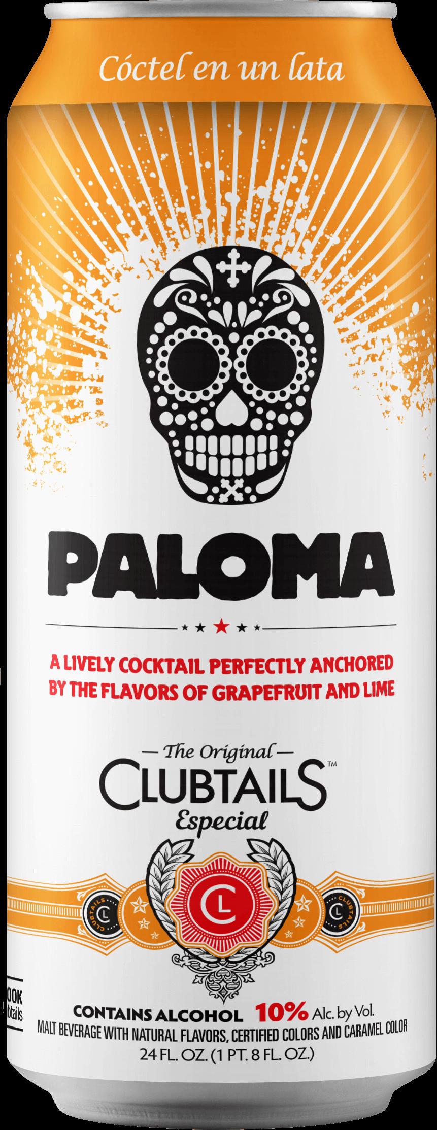 Clubtails: Paloma
