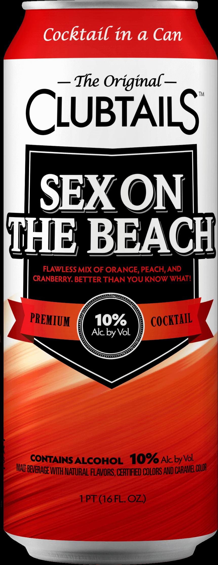 Clubtails: Sex on the Beach