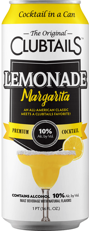 Clubtails: Lemonade Margarita