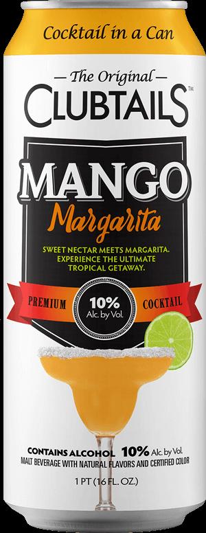 Clubtails: Mango Margarita