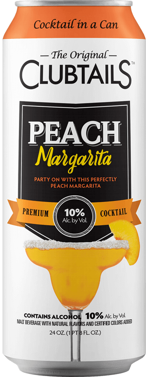 Clubtails: Peach Margarita